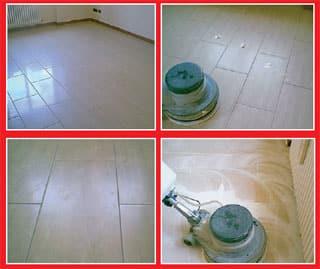 Lucidare i pavimenti in gres porcellanato