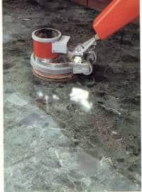 La Cristallizzazione del marmo-graniglie e marmettoni