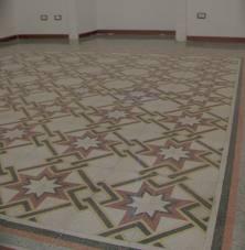 Levigatura e lucidatura pavimenti in pastina di cemento Lecce