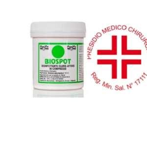 Compresse di cloro attivo BIOSPOT