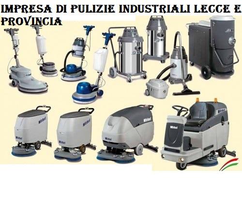 Impresa di pulizie industriali Lecce