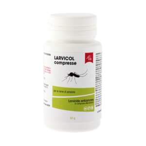 Compresse Anti-Zanzare LARVICOL
